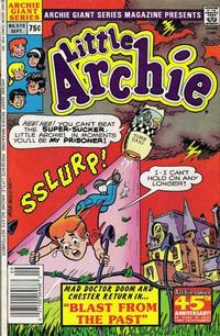 Cover Thumbnail for Archie Giant Series Magazine (Archie, 1954 series) #570