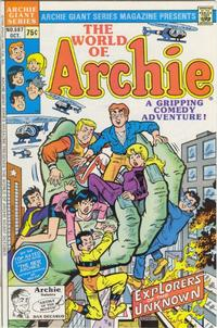 Cover Thumbnail for Archie Giant Series Magazine (Archie, 1954 series) #587