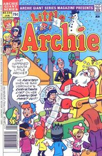 Cover Thumbnail for Archie Giant Series Magazine (Archie, 1954 series) #594