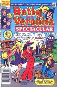 Cover Thumbnail for Archie Giant Series Magazine (Archie, 1954 series) #595