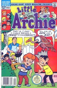 Cover Thumbnail for Archie Giant Series Magazine (Archie, 1954 series) #596