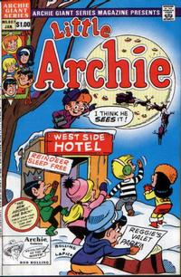 Cover Thumbnail for Archie Giant Series Magazine (Archie, 1954 series) #607 [Direct]