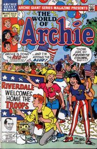 Cover Thumbnail for Archie Giant Series Magazine (Archie, 1954 series) #622