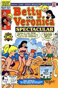 Cover Thumbnail for Archie Giant Series Magazine (Archie, 1954 series) #623 [Direct]