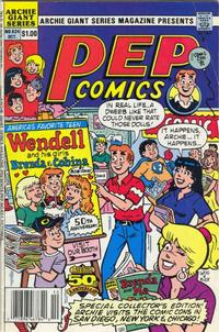 Cover Thumbnail for Archie Giant Series Magazine (Archie, 1954 series) #624