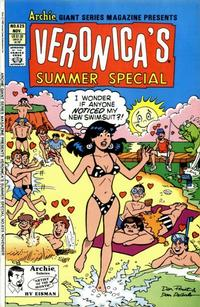 Cover Thumbnail for Archie Giant Series Magazine (Archie, 1954 series) #625 [Direct]