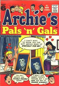 Cover Thumbnail for Archie's Pals 'n' Gals (Archie, 1952 series) #6