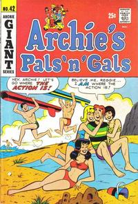 Cover Thumbnail for Archie's Pals 'n' Gals (Archie, 1952 series) #42