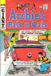 Cover Thumbnail for Archie's Pals 'n' Gals (Archie, 1952 series) #46