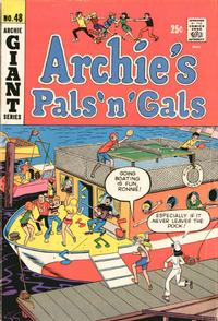 Cover Thumbnail for Archie's Pals 'n' Gals (Archie, 1952 series) #48