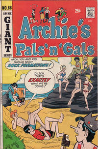 Cover Thumbnail for Archie's Pals 'n' Gals (Archie, 1952 series) #66