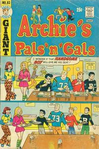 Cover Thumbnail for Archie's Pals 'n' Gals (Archie, 1952 series) #83