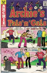 Cover Thumbnail for Archie's Pals 'n' Gals (Archie, 1952 series) #95