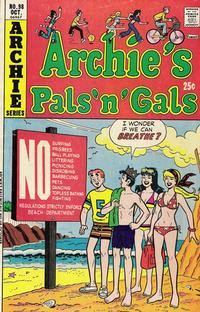 Cover Thumbnail for Archie's Pals 'n' Gals (Archie, 1952 series) #98