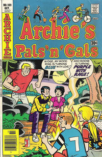 Cover Thumbnail for Archie's Pals 'n' Gals (Archie, 1952 series) #109