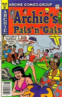 Cover Thumbnail for Archie's Pals 'n' Gals (Archie, 1952 series) #134