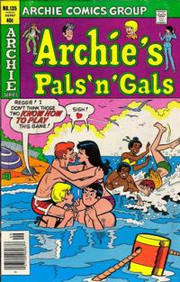 Cover Thumbnail for Archie's Pals 'n' Gals (Archie, 1952 series) #135