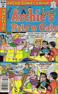 Cover Thumbnail for Archie's Pals 'n' Gals (Archie, 1952 series) #138