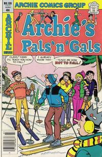 Cover Thumbnail for Archie's Pals 'n' Gals (Archie, 1952 series) #139