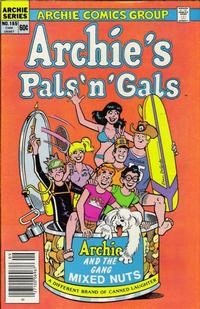Cover Thumbnail for Archie's Pals 'n' Gals (Archie, 1952 series) #165