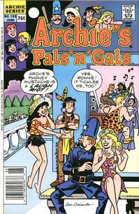 Cover Thumbnail for Archie's Pals 'n' Gals (Archie, 1952 series) #188