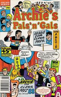 Cover Thumbnail for Archie's Pals 'n' Gals (Archie, 1952 series) #194