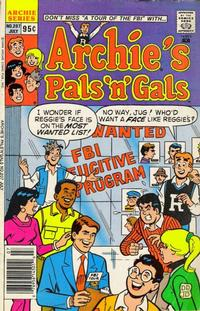 Cover Thumbnail for Archie's Pals 'n' Gals (Archie, 1952 series) #207