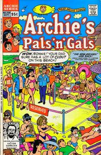 Cover Thumbnail for Archie's Pals 'n' Gals (Archie, 1952 series) #209 [Direct]
