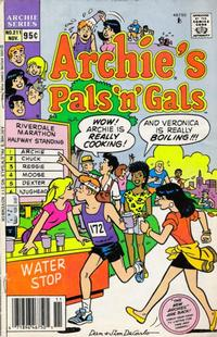 Cover Thumbnail for Archie's Pals 'n' Gals (Archie, 1952 series) #211