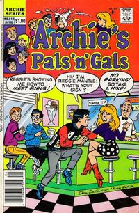 Cover Thumbnail for Archie's Pals 'n' Gals (Archie, 1952 series) #214