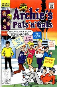 Cover Thumbnail for Archie's Pals 'n' Gals (Archie, 1952 series) #222