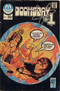 Cover Thumbnail for Doomsday + 1 (Modern [1970s], 1977 series) #5
