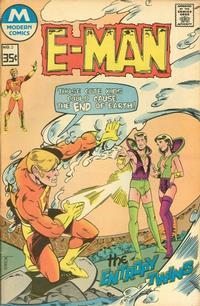 Cover Thumbnail for E-Man (Modern [1970s], 1977 series) #2