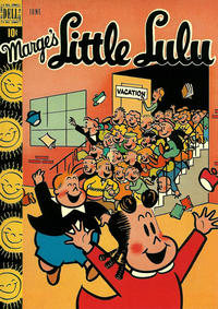 Cover Thumbnail for Marge's Little Lulu (Dell, 1948 series) #12