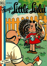 Cover Thumbnail for Marge's Little Lulu (Dell, 1948 series) #17