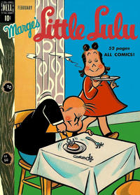Cover for Marge's Little Lulu (Dell, 1948 series) #20
