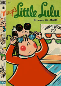 Cover Thumbnail for Marge's Little Lulu (Dell, 1948 series) #25