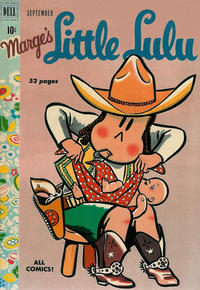 Cover Thumbnail for Marge's Little Lulu (Dell, 1948 series) #27