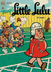Cover Thumbnail for Marge's Little Lulu (Dell, 1948 series) #28
