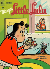 Cover Thumbnail for Marge's Little Lulu (Dell, 1948 series) #29
