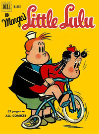 Cover for Marge's Little Lulu (Dell, 1948 series) #33