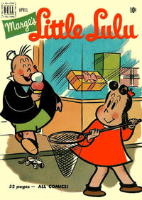 Cover for Marge's Little Lulu (Dell, 1948 series) #34