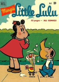 Cover Thumbnail for Marge's Little Lulu (Dell, 1948 series) #35