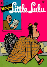 Cover Thumbnail for Marge's Little Lulu (Dell, 1948 series) #41