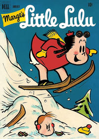 Cover Thumbnail for Marge's Little Lulu (Dell, 1948 series) #43