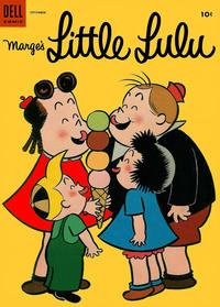 Cover Thumbnail for Marge's Little Lulu (Dell, 1948 series) #75