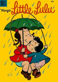 Cover Thumbnail for Marge's Little Lulu (Dell, 1948 series) #85