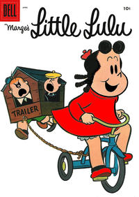 Cover Thumbnail for Marge's Little Lulu (Dell, 1948 series) #94