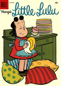 Cover Thumbnail for Marge's Little Lulu (Dell, 1948 series) #102