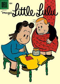 Cover Thumbnail for Marge's Little Lulu (Dell, 1948 series) #104
